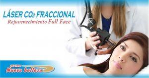 Tratamiento Facial con CO2 Fraccional